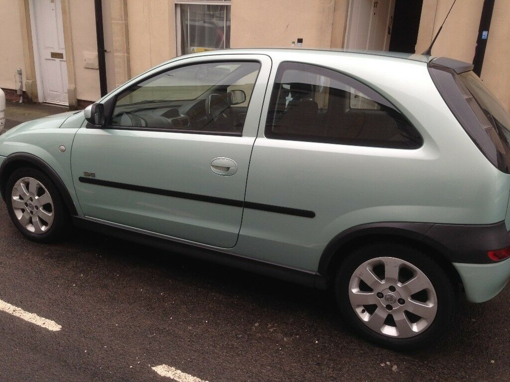Vauxhall Corsa 1.2 for sale (Negotiable Price)