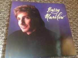Barry Manilow Records x 9