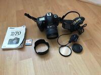 Nikon D70S 6.1 MP Digital SLR Camera