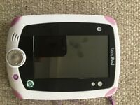 LeapFrog LeapPad Explorer with protective cover and carry case (purple)
