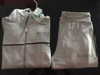 Outfit Hugo Boss Green Full Tracksuit Package