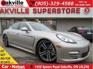 2012 Porsche Panamera 4S (PDK) |LEATHER | SUNROOF | NAV | B/U CA
