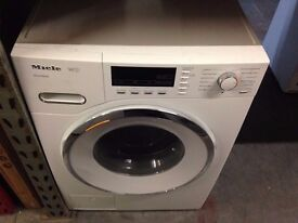 MIELE 8KG WASHING MACHINE RECONDITIONED WHITE