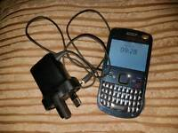 Nokia C3-00 mobile phone for sale.