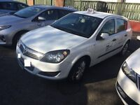 Rossendale Plated Taxi Vauxhall Astra