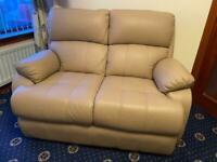Ex Sterling 2 seater sofa and 2 armchairs excellent condition