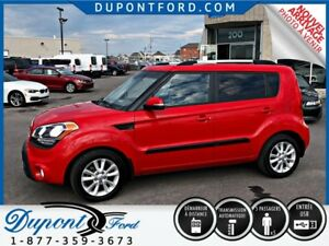 2013 Kia SOUL 2.0 - CD- BLUETOOTH-AIR-GR.ÉLECTRIQUE