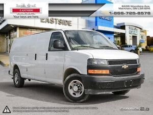 2018 Chevrolet Express 2500 -