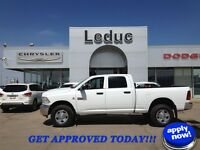 2012 RAM 3500 SXT 4X4 - 6.7L TRAILER PULLER and YOU'RE APPROVED!