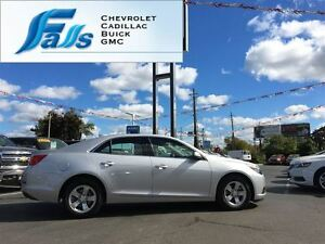 2015 Chevrolet Malibu LT, LEASE RETURN, ALLOYS