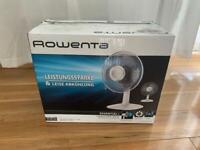 Fan Rowenta brand new