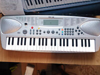 Portable MC-36 48 KEYS Midi Electronics Keyboard