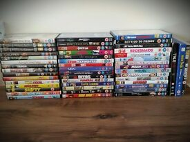 282+ dvd movies and box sets for £50