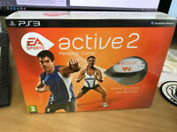 PS3 Active 2 Personal Trainer from EA Sports