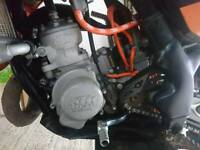 2009 KTM SX 85 BIG WHEEL LOADS OF MONEY SPENT(VERY GOOD CONDITION VIEWING'S HIGHLY RECOMMENDED)