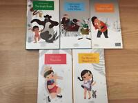 Disney Books Bundle