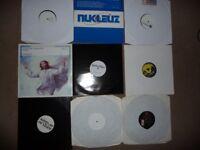 50 House / Dance vinyl records - Trance / Progressive / Techno
