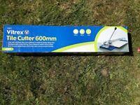 Vitrex tile cutter 600mm