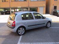 04**Renault Clio Privilege 5dr**Long MOT**Full Service!!!Cambelt