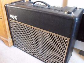 Vox vt100 guitar amplifier 100 watt, good used condition amp