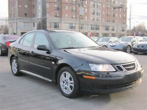2007 Saab 9-3 2.0T ~ TURBO 6SPD ~ LEATHER ~ !!!