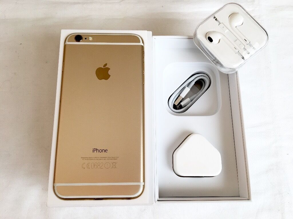 iPhone 6 64GB GOLD Colour Factory Unlocked sim free in box with all accessories for salein LondonGumtree - iPhone 6 64GB GOLD Colour Factory Unlocked sim free in box with all accessories for sale iPhone 6 64GB Gold colour in very good condition as new and all in perfect order Comes in box with all accessories Its factory unlocked to all networks If youre...