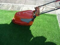 flymo electric compact hover mower