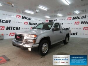 2011 GMC CANYON 2WD REGULAR CAB