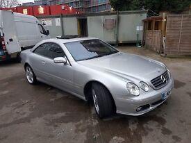 Mercedes cl500 2004 facelift 50k
