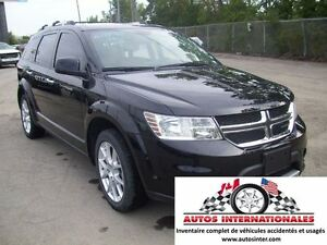 2016 Dodge Journey R/T AWD 4X4 V6 7 PASSAGERS  CLEAN PAS VGA MAG