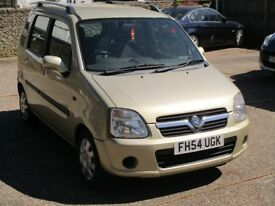 VAUXHALL AGILA 1.2 SAME AS SUZUKI WAGON R