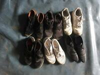 Trainers and shoes