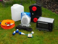 Caravan Accessories Job lot Bargain