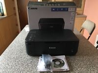 Boxed As New Canon Pixma MG4250 Wireless Printer/Scanner