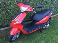 2015 PIAGGIO fly 50cc...only 74 miles..