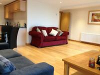 Excellent 2 bed, 2 bath apartment - Portrush. Central location with underground parking and lift.