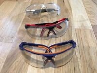 Hilti Safety Glasses plus UVEX plus Bolle - 3 pairs