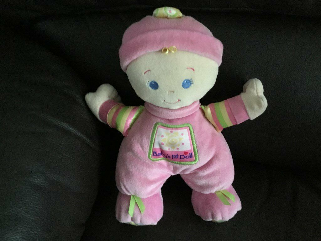 Baby Girl's First Doll by Fisher Price