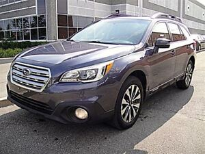2015 Subaru Outback Limited,Navi,Cam,Leath,Blind Spots