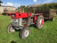 Massey 165 Tractor