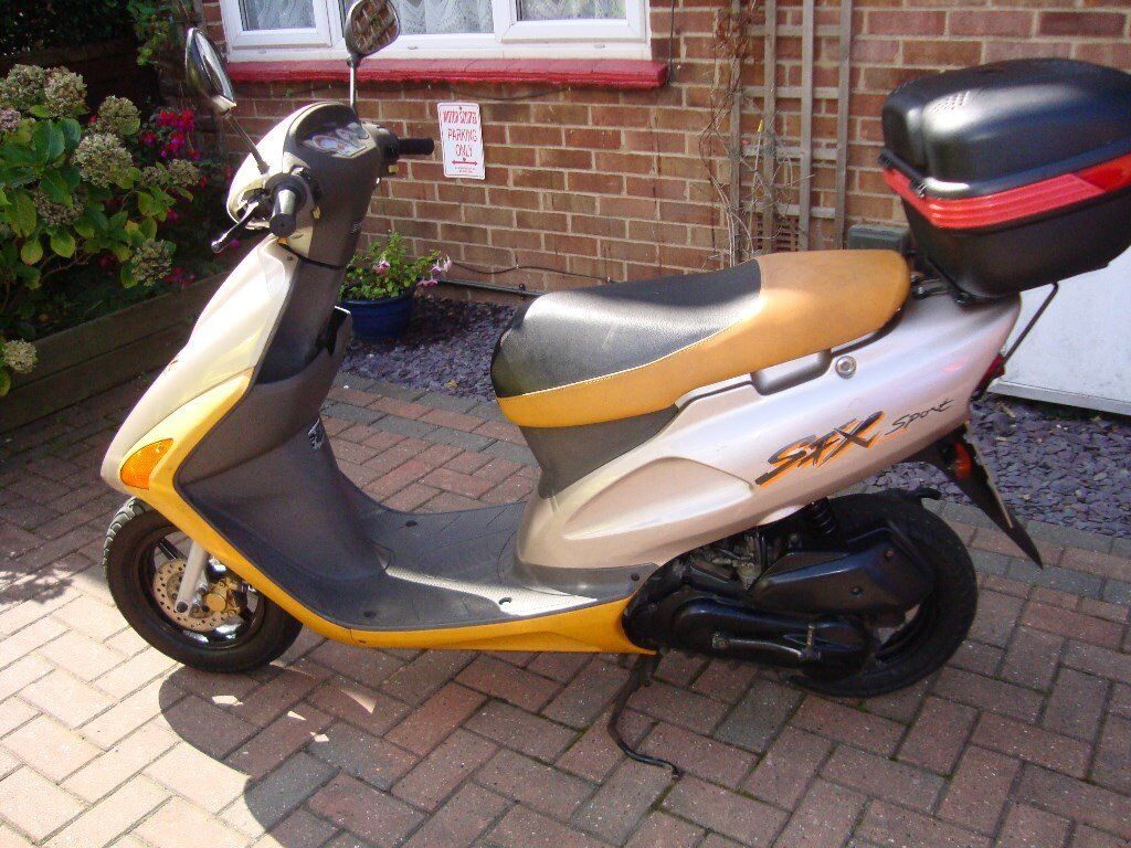 honda sfx sport 50cc scooter 1996 p in colchester essex gumtree. Black Bedroom Furniture Sets. Home Design Ideas