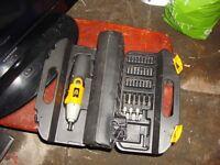 jcb drills full kit box ready to go new condition