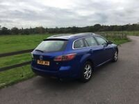 MID MONTH SALE 2008 Mazda 6 2,0 litre diesel 5dr estate 2 owners * NO OFFERS *
