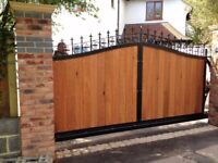 Brand New 3.5 meter Electric Sliding gate