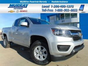 2018 Chevrolet Colorado WT 4WD Extended Cab *All season tires! *