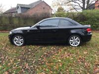 2010 10 PLATE BMW 118d 143 COUPE SPORT - £30 PER YEAR ROAD TAX