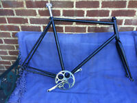 FRAME FOR FIXIE / SINGLE SPEED ETC.