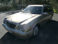 Mercedes E320 CDI Estate Automatic. Full MB service history.