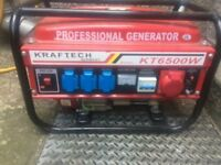 KT 6500W hardly used in great condition