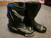 RSTC Motorbike boots
